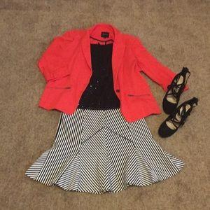 Blazer & Skirt Combo